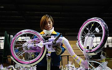 河北平乡:小童车撑起百亿大产业