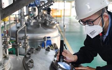 陕西:新能源材料企业保供给