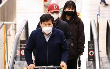 韩国新冠病毒感染病例增至833例