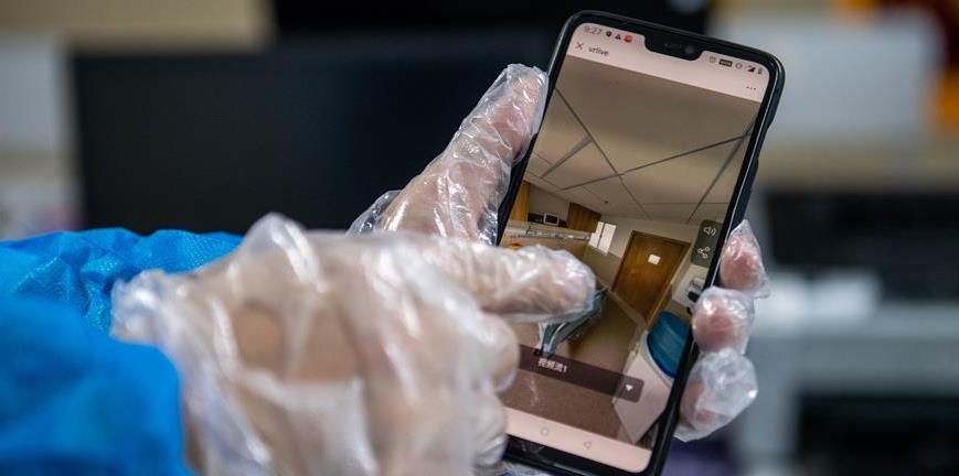 云南昆明:5G+VR隔离探视系统投入应用