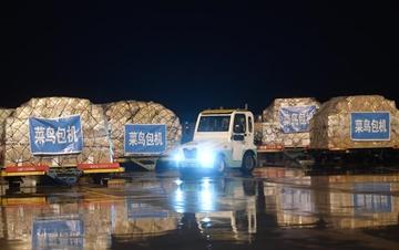 杭州紧急加开国际新航线保跨境物流不断航