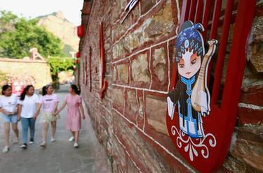 河北武安:打造特色戏曲小镇