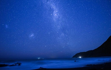 南半球的星空