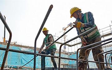 雄安新区:重点建设项目加紧施工