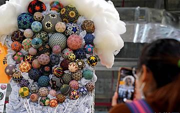 第六届上海国际手造博览会开幕