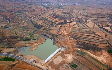 山东日照:积极推进高标准农田建设