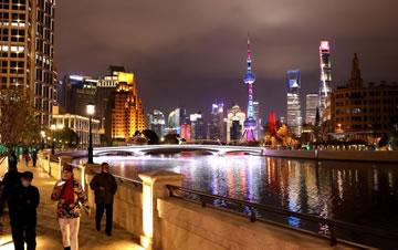 上海�K州河�I水岸�基本�通�_放