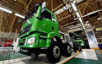 2020年陕西汽车产销量增速居全国首位