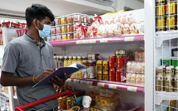 """""""在斯里兰卡购买中国年货不再是难事"""""""