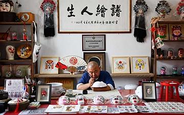 陕西长安:传承民俗文化 助力乡村振兴