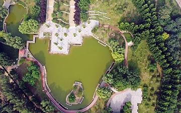 河北河间:建设城市游园 促进生态发展