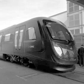 碳纤维地铁