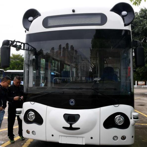 熊猫智能公交