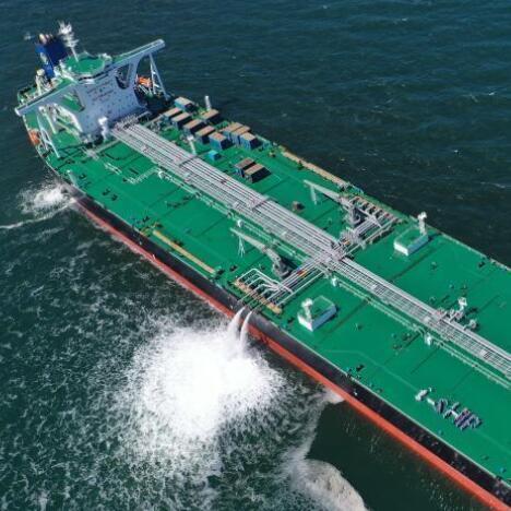 智能原油船