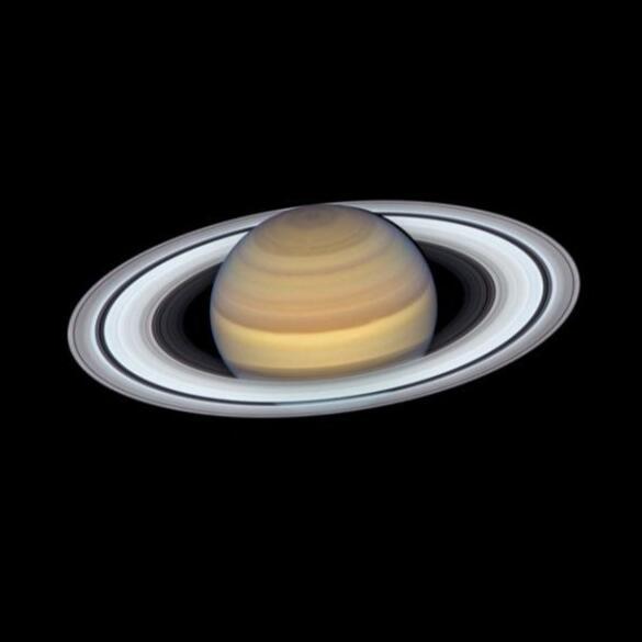 土星新肖像