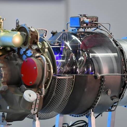 涡轴-16发动机
