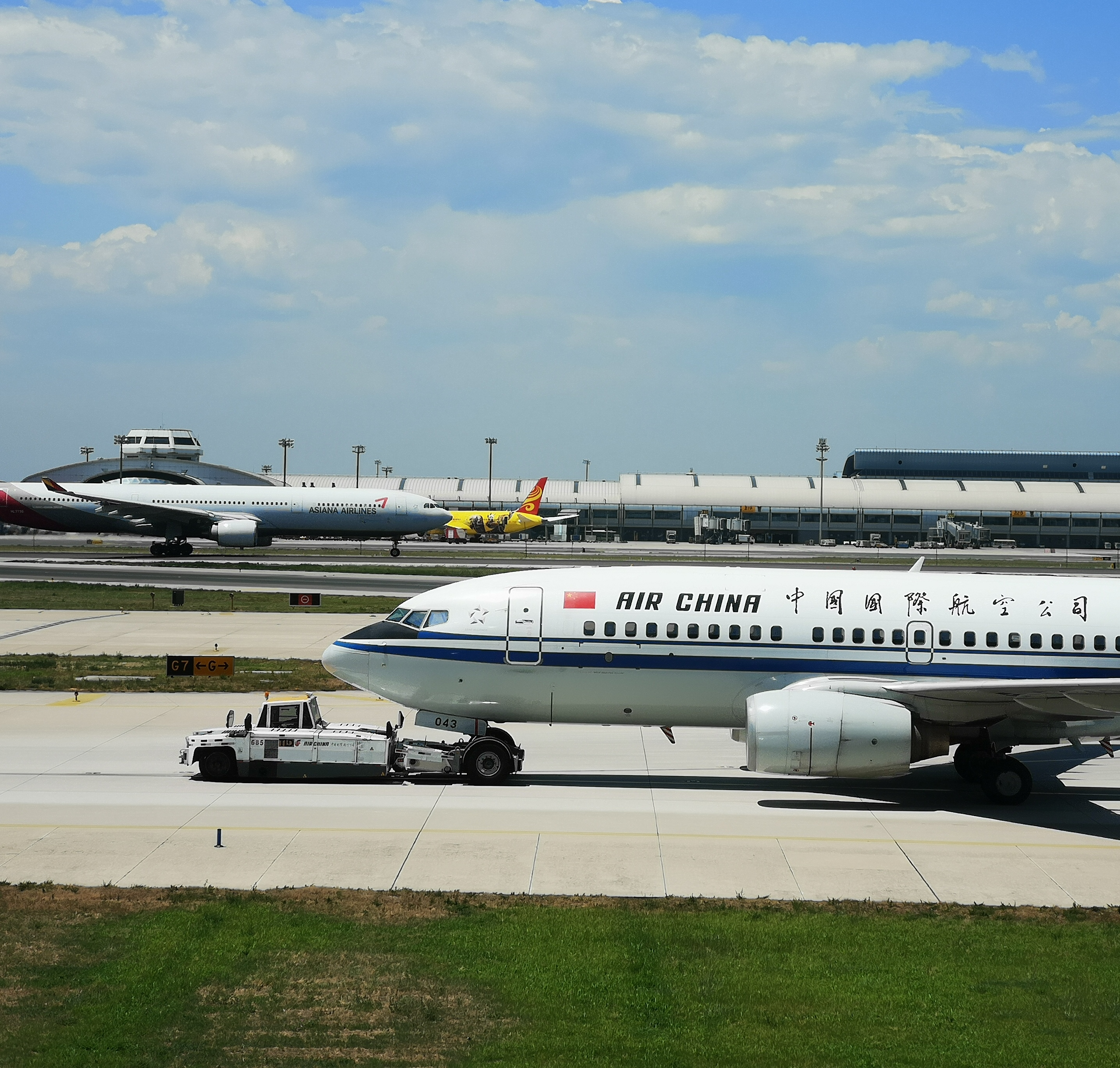 大兴机场航班增加