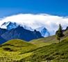 青海的雪域高原