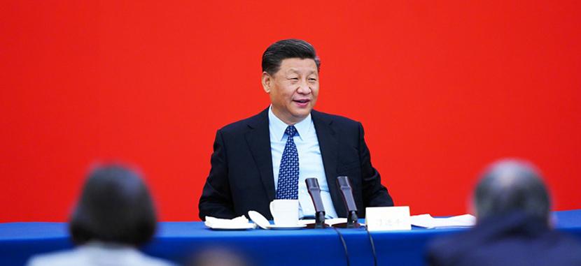 """习近平总书记与代表委员这样""""唠家常"""""""