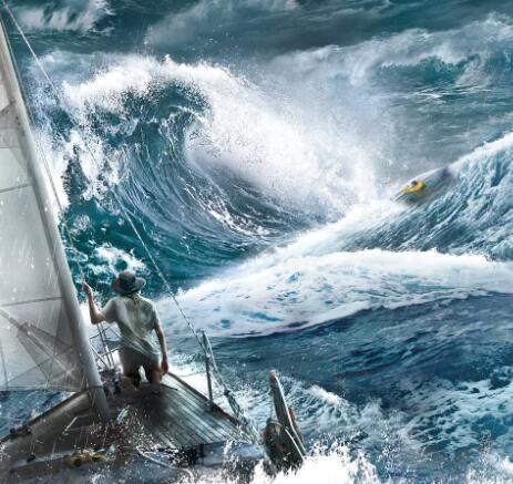 《惊涛飓浪》
