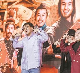 春节电影扎堆