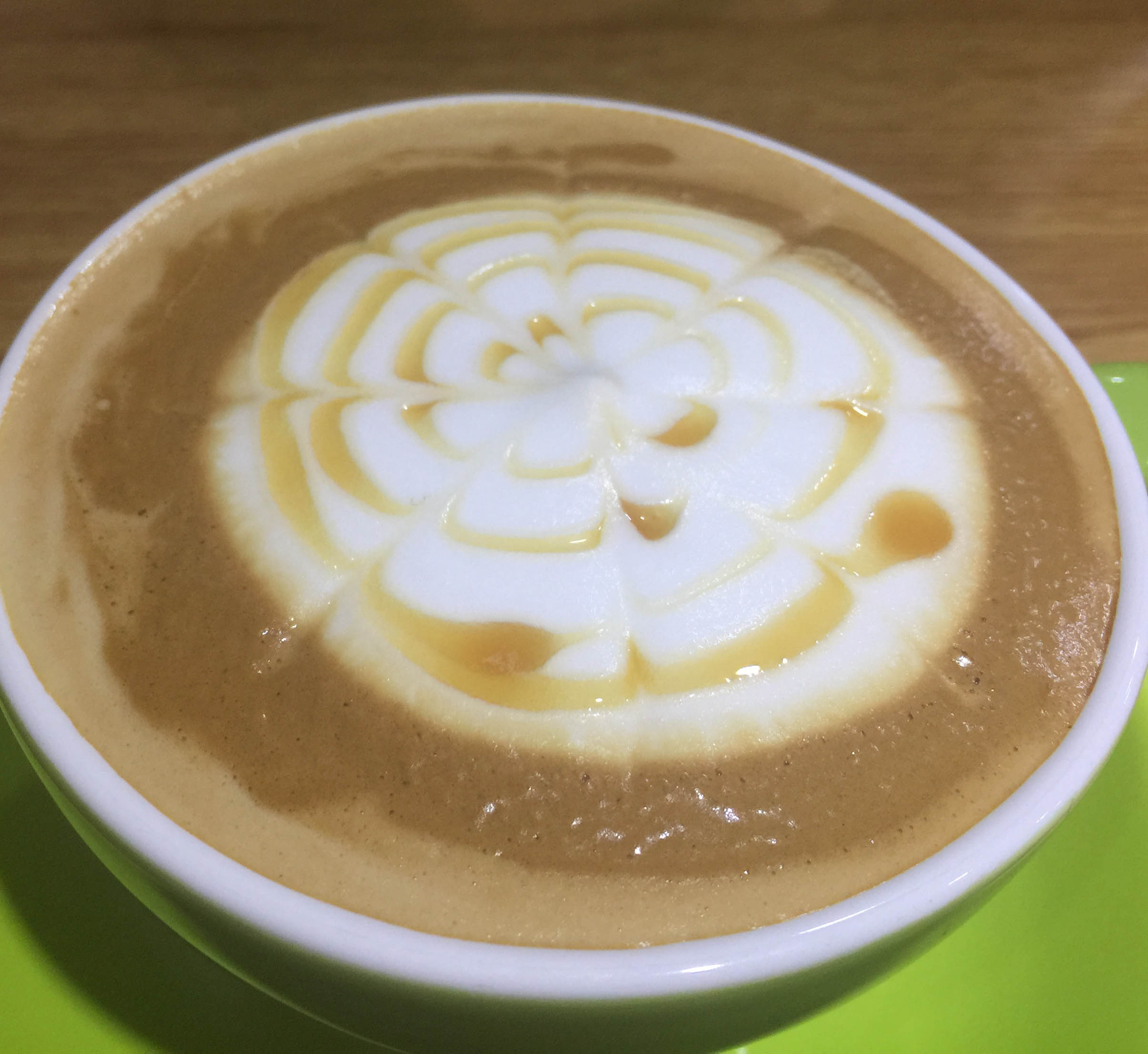 一杯咖啡的命运