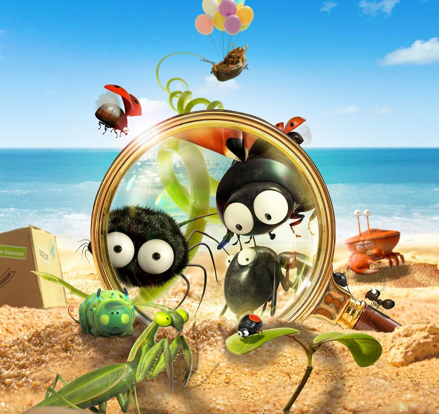 《昆虫总动员2》