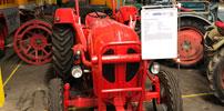 老爷车博物馆 保时捷拖拉机也来了
