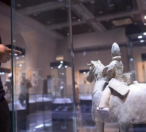 古代人物俑特展