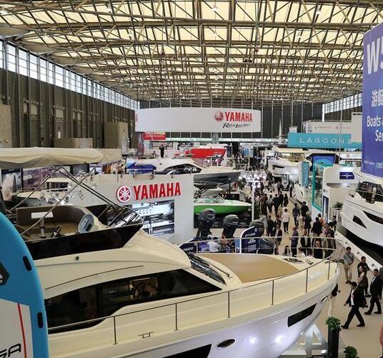 上海国际游艇展