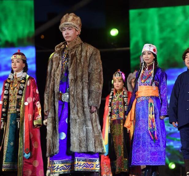 蒙古族服饰艺术节