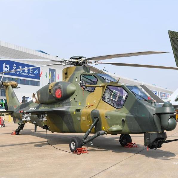 中国空军亮相航展
