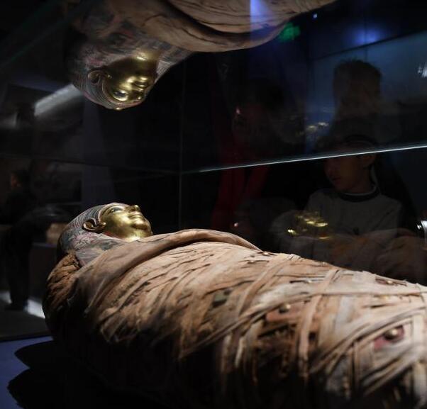古埃及文明展