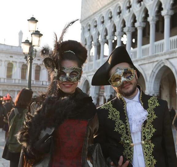 威尼斯尽情狂欢