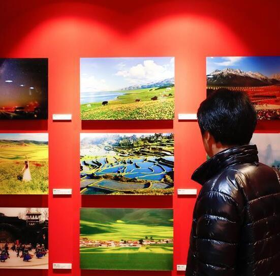 中韩旅游图片展