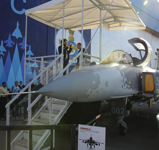 印度航空展