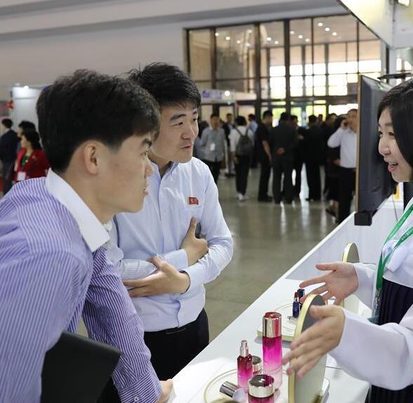 平壤国际商品展
