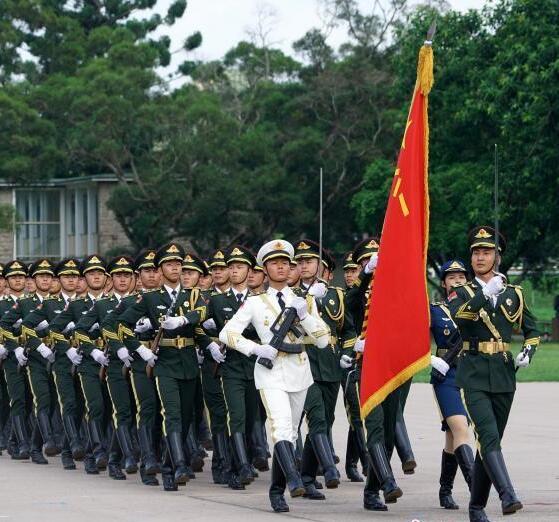 香港军事夏令营
