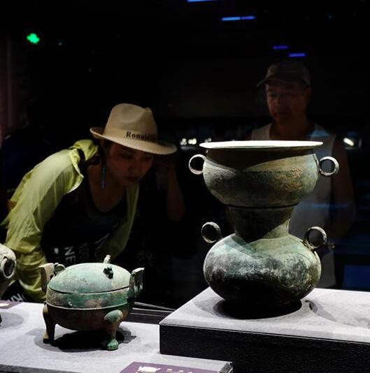 秦行宫遗址博物馆