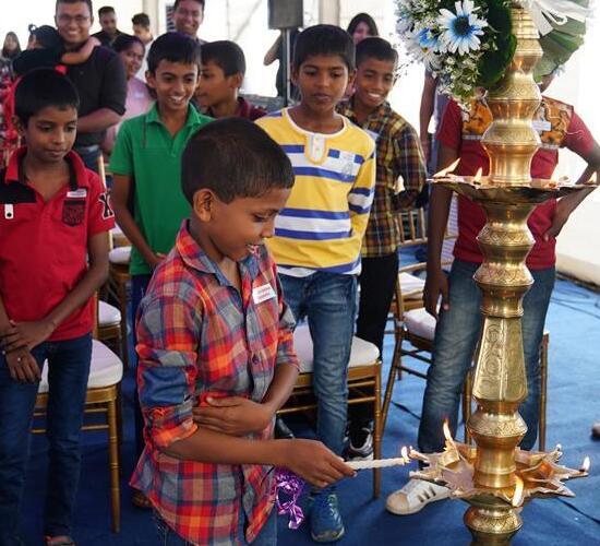 斯里兰卡儿童节