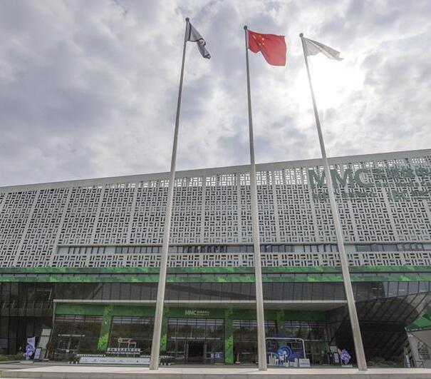 军运会主媒体中心