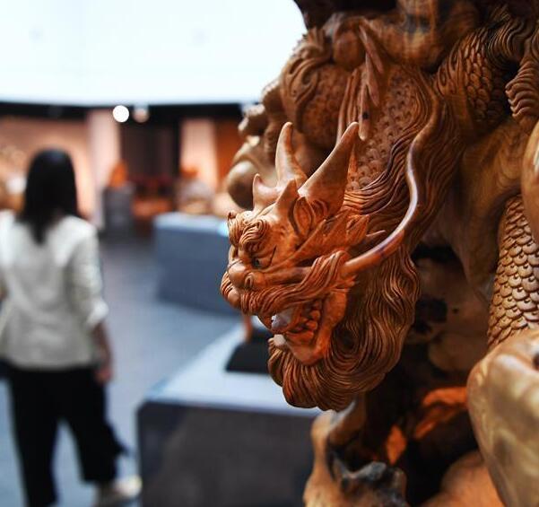 台湾木雕艺术联展