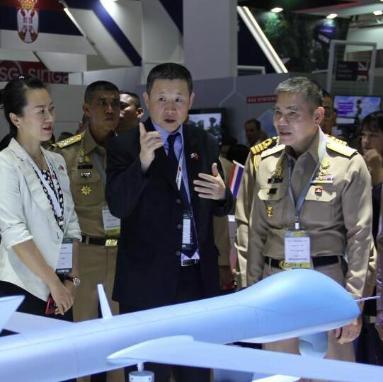 泰国国际防务展