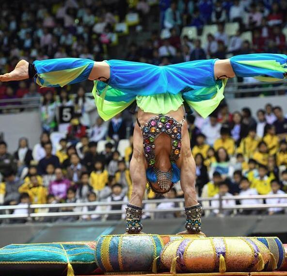 中国国际马戏节