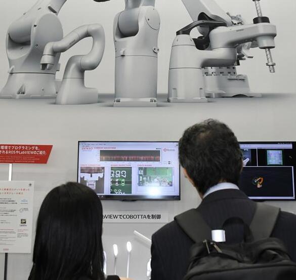 日本国际机器人展