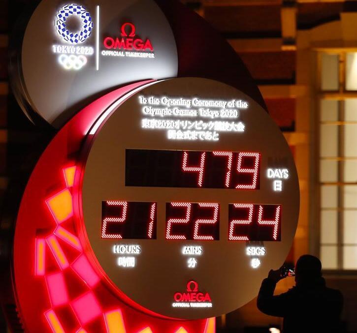 东京奥运开幕时间