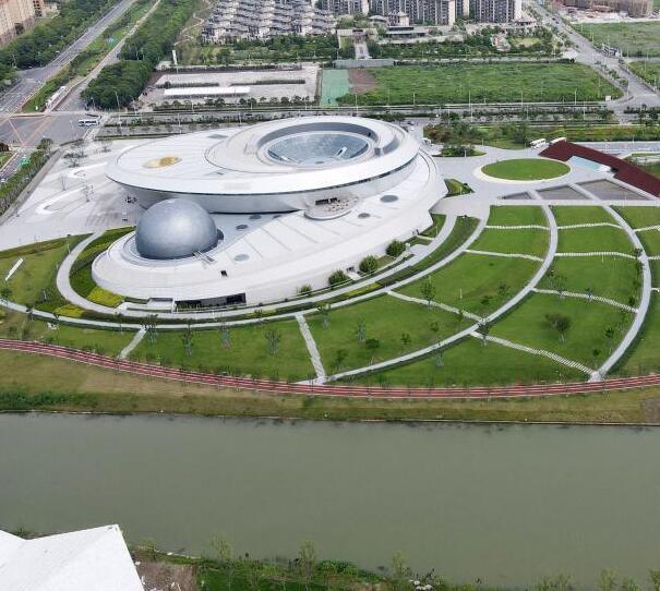 探营上海天文馆