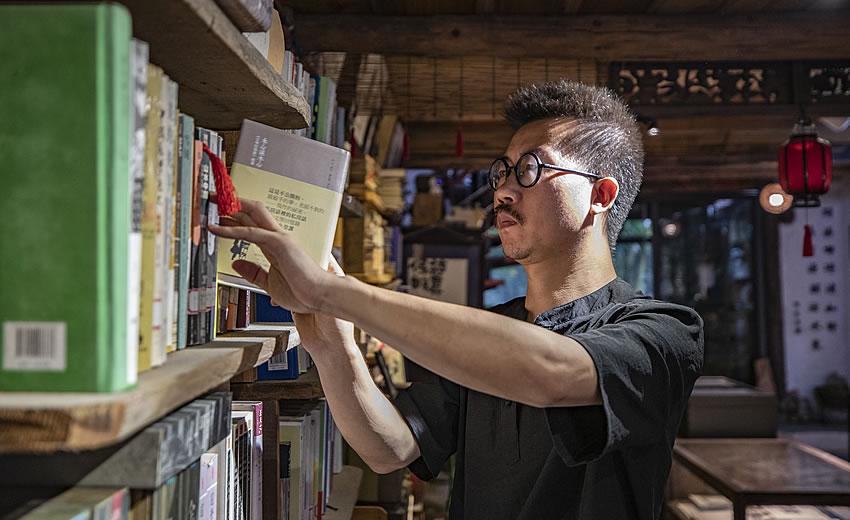 千年古镇的先生书屋:让阅读成为一种习惯