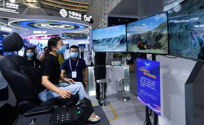 """2021""""互联网之光""""博览会在乌镇开幕"""