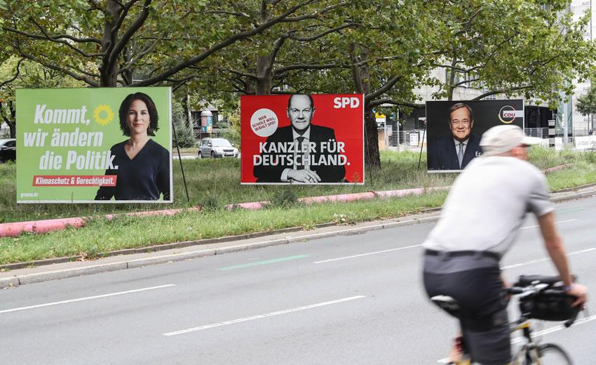 德国联邦议院选举在即